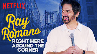Ray Romano: Right Here, Around the Corner (2019) on Netflix in Finland