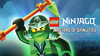 Is LEGO Ninjago: Masters of Spinjitzu on Netflix New Zealand?