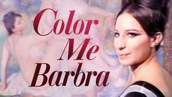 Color Me Barbra (1966)