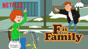 F is for Family (2017)