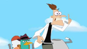 Phineas and Ferb: Season 2: Perry Lays an Egg / Gaming the System