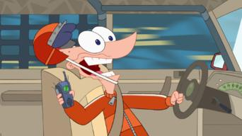 Phineas and Ferb: Season 1: The Fast and the Phineas / Lawn Gnome Beach Party of Terror!