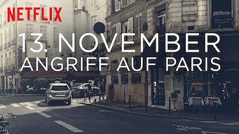 13. November: Angriff auf Paris (2018)