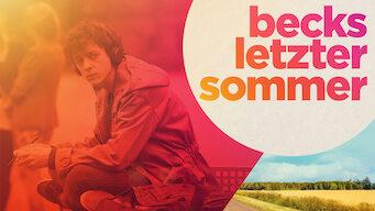 Becks letzter Sommer (2015)