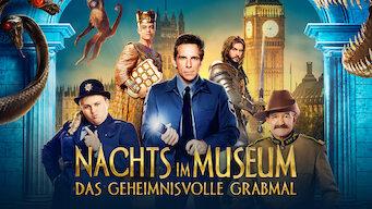 Nachts im Museum – Das geheimnisvolle Grabmal (2014)