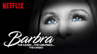 Barbra: The Music ... The Mem'ries ... The Magic! (2017)