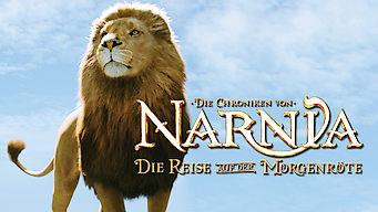 Die Chroniken von Narnia: Die Reise auf der Morgenröte (2010)