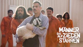 Männer, die auf Ziegen starren (2009)