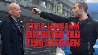Stirb Langsam Ein Guter Tag Zum Sterben 2013 Netflix