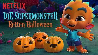 Die Supermonster retten Halloween (2018)