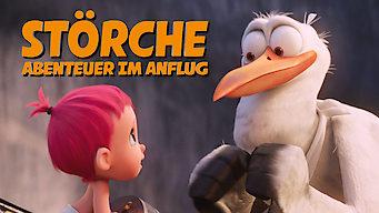 Störche – Abenteuer im Anflug (2016)