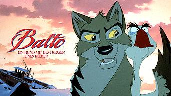 Balto: Ein Hund mit dem Herzen eines Helden (1995)