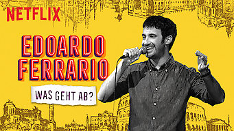 Edoardo Ferrario: Was geht ab? (2019)
