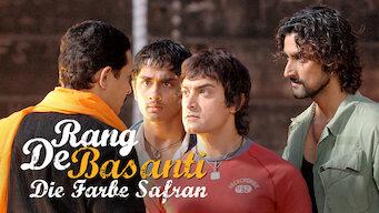 Rang de Basanti – Die Farbe Safran (2006)
