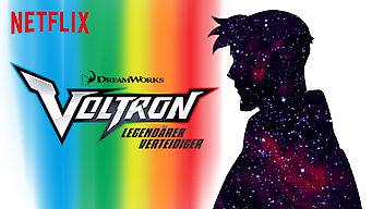 Voltron - Legendärer Verteidiger (2018)