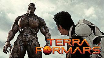 Terraformars (2016)