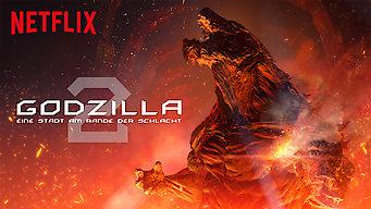 Godzilla: Eine Stadt am Rande der Schlacht (2018)
