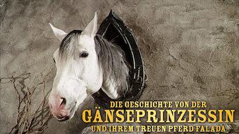 Die Geschichte von der Gänseprinzessin und ihrem treuen Pferd Falada (1988)