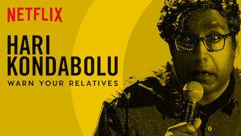 Hari Kondabolu: Warn Your Relatives (2018)