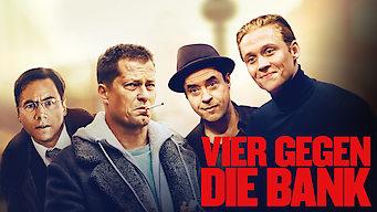 Vier Gegen Die Bank (2016)