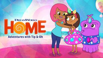 Home: Abenteuer mit Tip und Oh (2017)