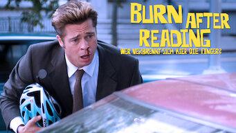 Burn After Reading – Wer verbrennt sich hier die Finger? (2008)