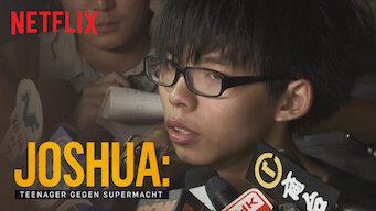 Joshua: Teenager gegen Supermacht (2017)