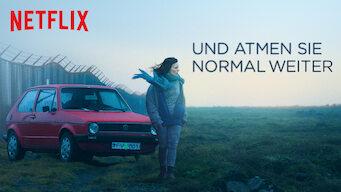 Und atmen Sie normal weiter (2018)