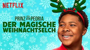 Prinz von Peoria: Der magische Weihnachtselch (2018)