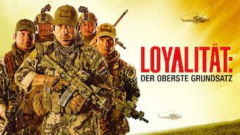 Loyalität: Der oberste Grundsatz (2018)