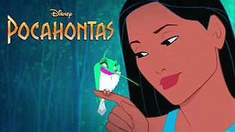Is Pocahontas 1995 On Netflix Egypt