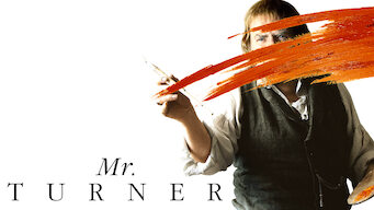 Mr. Turner – Meister des Lichts (2014)