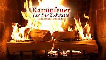 Kaminfeuer 4K: Knisterndes klassisches Kaminfeuer (2015)