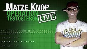 Matze Knop: Operation Testosteron – LIVE (2009)