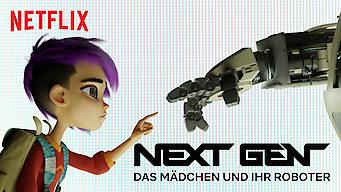 Das Mädchen und ihr Roboter – Die nächste Generation (2018)