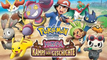 Pokémon – Der Film – Hoopa und der Kampf der Geschichte (2015)