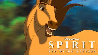 Spirit – Der wilde Mustang (2002)