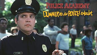 Police Academy: Dümmer als die Polizei erlaubt (1984)