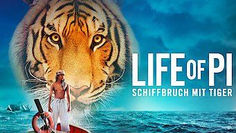 Life of Pi: Schiffbruch mit Tiger (2012)