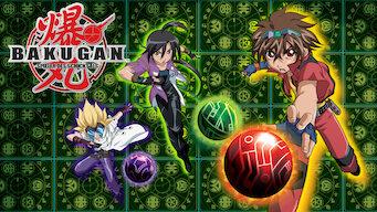 Bakugan: Spieler des Schicksals (2009)