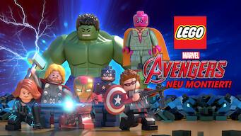 LEGO Marvel Superhelden: Avengers neu montiert! (2015)