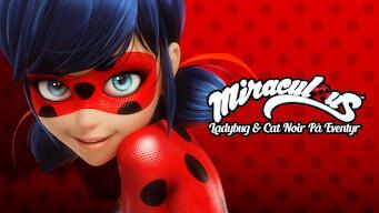 Miraculous: Ladybug & Cat Noir på eventyr (2018)