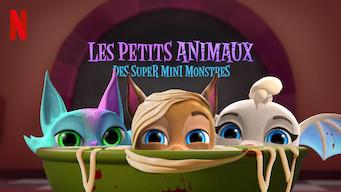 Les petits animaux des Super mini monstres (2019)