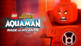 LEGO DC Super Heroes: Aquaman: Atlantis slår tilbake (2018)