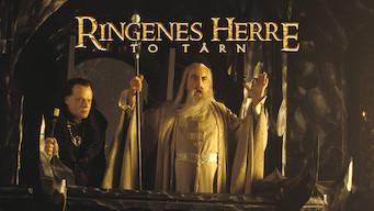 Ringenes herre: To tårn (2002)