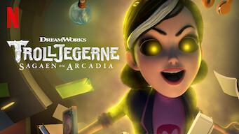 Trolljegerne: Sagaen om Arcadia (2018)