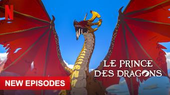 Le Prince des dragons (2019)