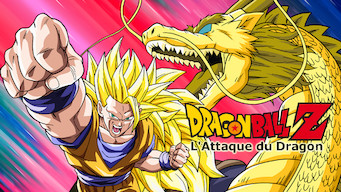 Dragon Ball Z - L'Attaque du Dragon (1995)