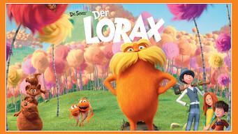 Dr. Seuss' Der Lorax (2012)