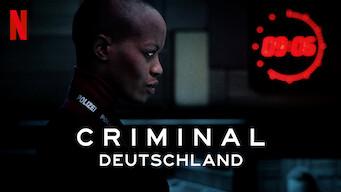 Criminal: Deutschland (2019)